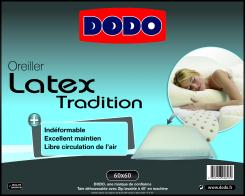 Oreiller latex