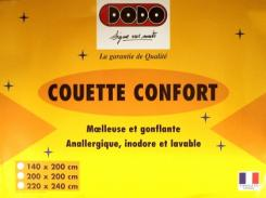 Couette confort